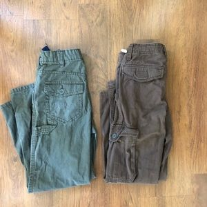Old Navy and Faded Glory bundle boys pants Sz 8
